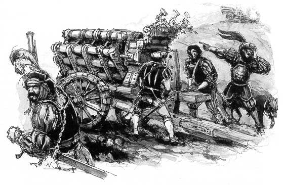 empire total war how to move canons